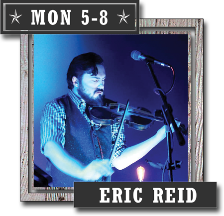 Eric Reid Live Music Hilton Head Fish
